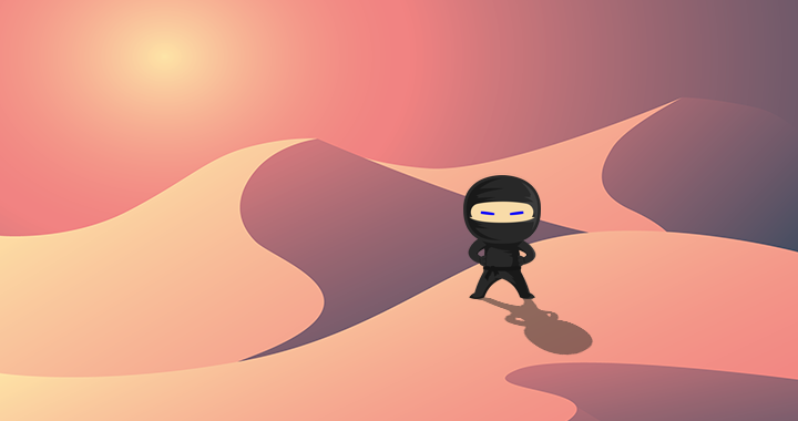 Scrum Ninja on Dune Leadership
